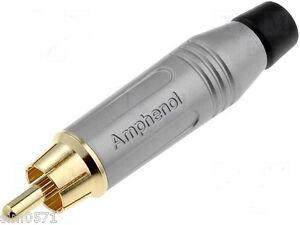 AMPHENOL-ACPR-SBK-Spina-RCA-nera