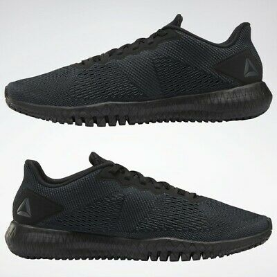 reebok shoes all black