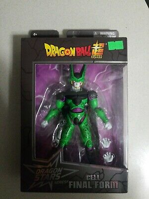 New Bandai Dragon Ball Super Dragon Star Series 10 Cell Final Form Action Figure 45557361853 Ebay
