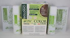 Naturerbe COLOR ERBE bio Tinta TINTURA capelli 60ml biologica 15 BIONDO DORATO