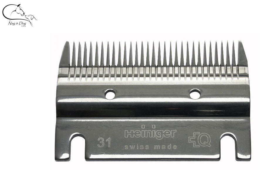 HEINIGER REPLACEMENT CLIPPER BLADE 31 23 STANDARD FREE DELIVERY