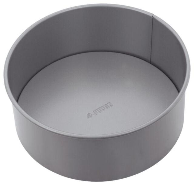 Judge Non Stick 15cm Round Cake Tin Loose Base - JB40