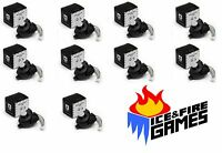 Lot of 10 New Replacement Joysticks for N64 Controller  (Nintendo 64 Thumbstick)