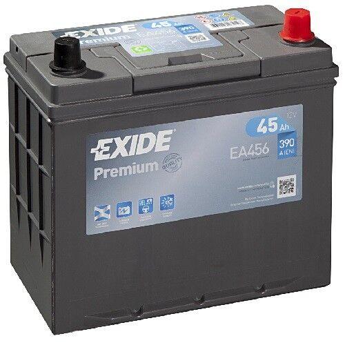 Exide Premium Carbon Boost 45Ah 390A Autobatterie EA456 *sofort einsatzbereit*