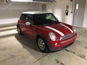 2003 Mini Cooper - Amazing shape - Super fun to drive