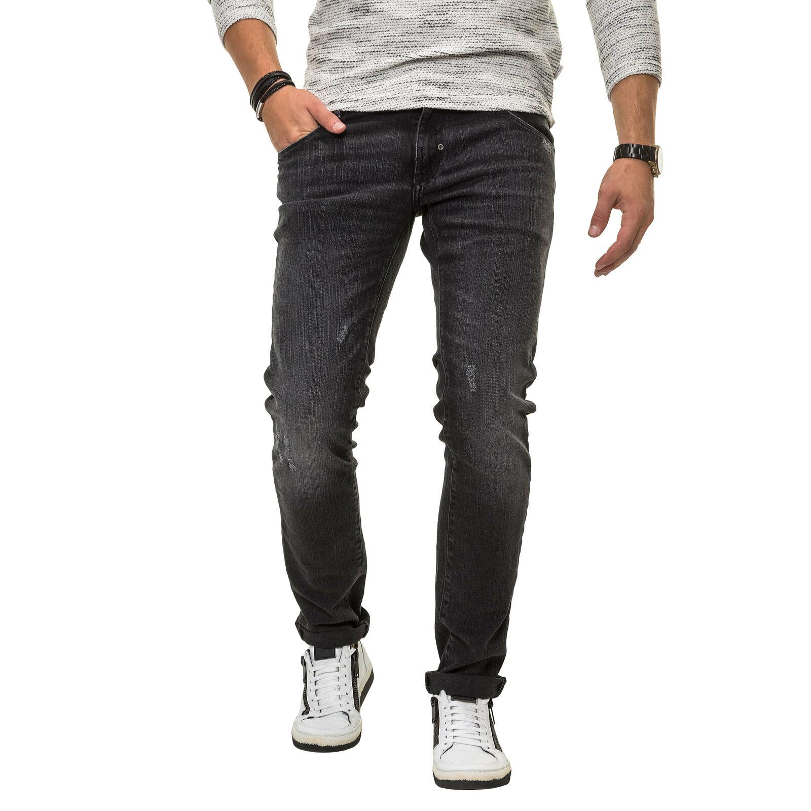 Antony Morato Herren Skinny Jeans Herrenhose Denim Lange Hose Slim Fit Jeanshose