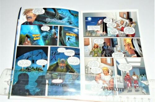 2004 GI Joe Valor vs Venom MINI COMIC //Product  Catalog  Devils Due