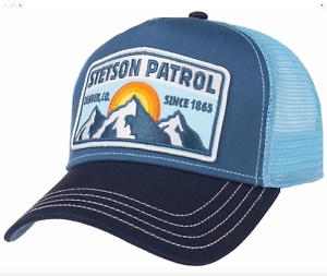Trucker Cap Patrol Stetson New Collection