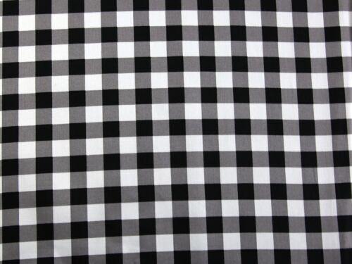 Jardin4196-M Gingham Check Print Jardin Stretch Cotton Sateen Dress Fabric