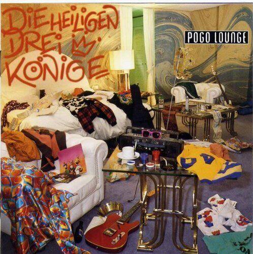 Die heiligen drei Könige Pogo lounge (1996)  [CD]