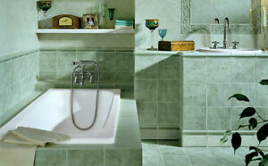 Piastrelle bagno pavimento rivestimento canova verde perla