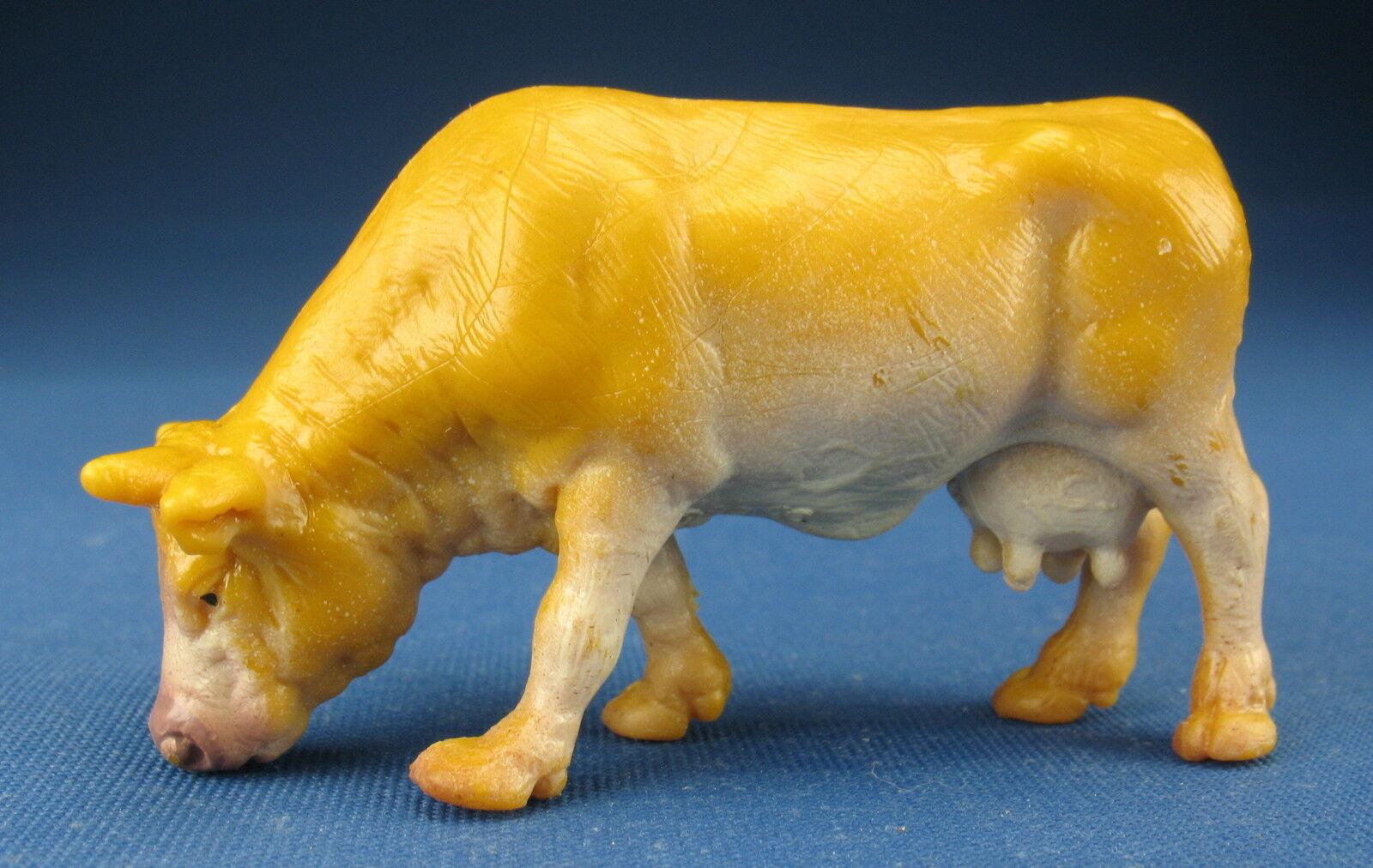Schleich CLASSICS 12227 - grasende Kuh - Cow grazing - Classic - Bauernhof-Tier