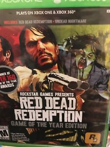 Details about Red Dead Redemption Xbox 360 New Xbox 360 Game Of The Year One