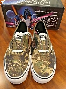 ae70e367db Image is loading Vans-Star-Wars-Authentic-Boba-Fett-Camo-180