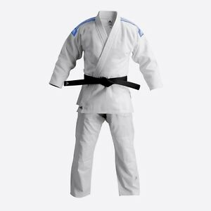 Nuove Adidas Jiu - Jitsu Gi Pesanti Bjj Uniforme Uniforme Di Formazione
