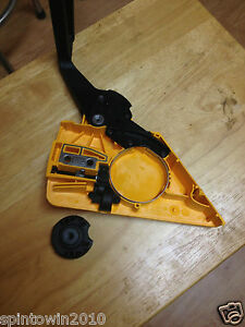 Poulan Pro PP4620AVX Clutch Cover w/ Chain Brake | eBay