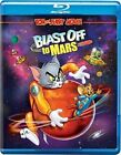 Tom and Jerry Blast off to Mars 0883929158447 Blu-ray Region a