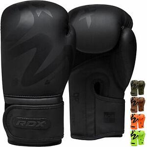 RDX-Gants-de-Boxe-Muay-Thai-KickBoxing-Sparring-Sac-Frappe-Entrainement-Combat