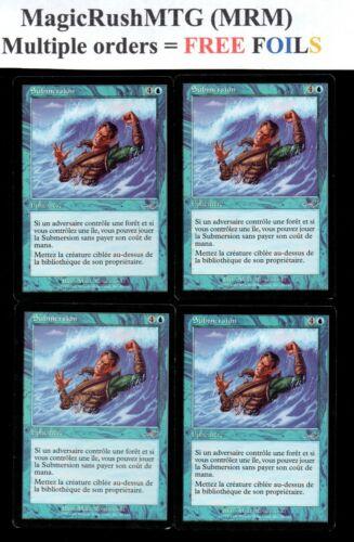 submerge MTG NMS *MRM* FR//VF 4x Submersion