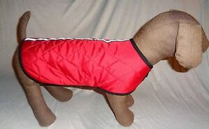 Nobby-Hunde-Regenmantel-Regenjacke-Hundemantel-Hundejacke-Fleece-reflektierend