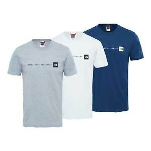 93f682046 Details about The North Face Mens Never Stop Exploring T-Shirt RRP £25