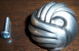 Image Is Loading Cabinet Knobs Betsy Fields Design Pewter Color Metal