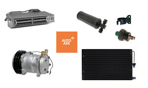 Details about UNDER DASH AIR CONDITIONER / CONDITIONING KIT 12V -COOL ONLY  HOLDEN FORD CHEV