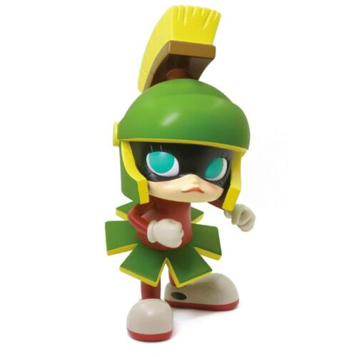 "Marvin the Martian Molly 8/"" Vinyl Figure Kenny Wong Get Animated Series"