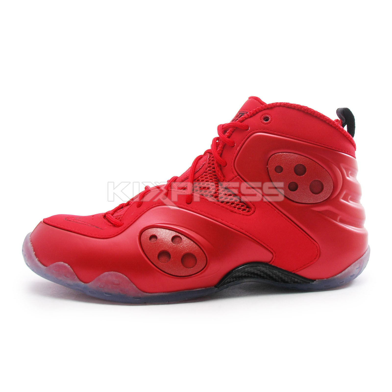 Nike Zoom Rookie [472688-601] NSW Basketball Penny Foamposite LWP Red/Tourmaline