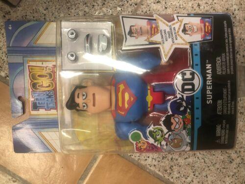 """Teen Titans Go au cinéma face-swappers /""""Superman Figure"""