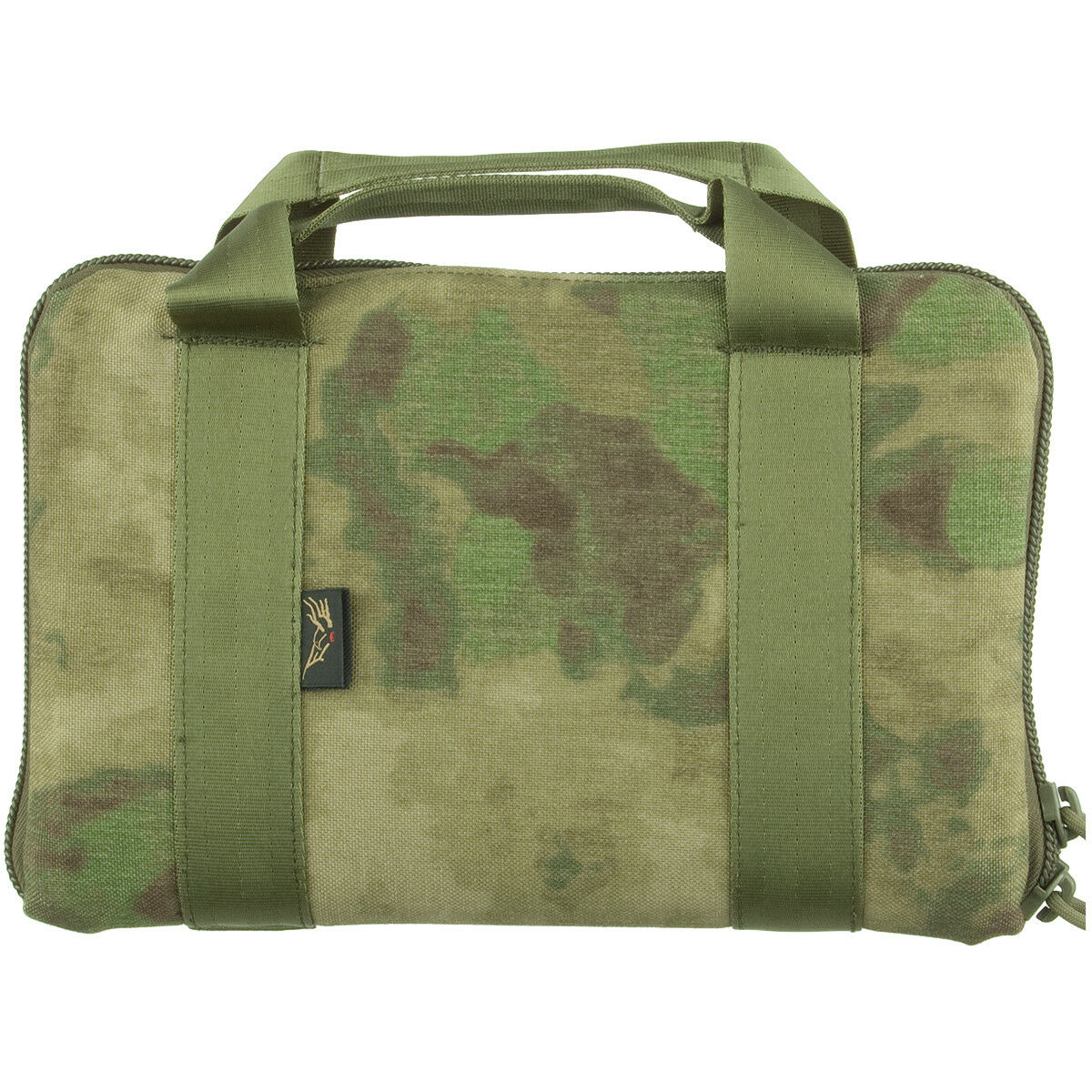 Flyye Pistole Carry Bag Militär Armee Waffe Lagerung Beutel Beutel Beutel A-TACS FG Camouflage fce000