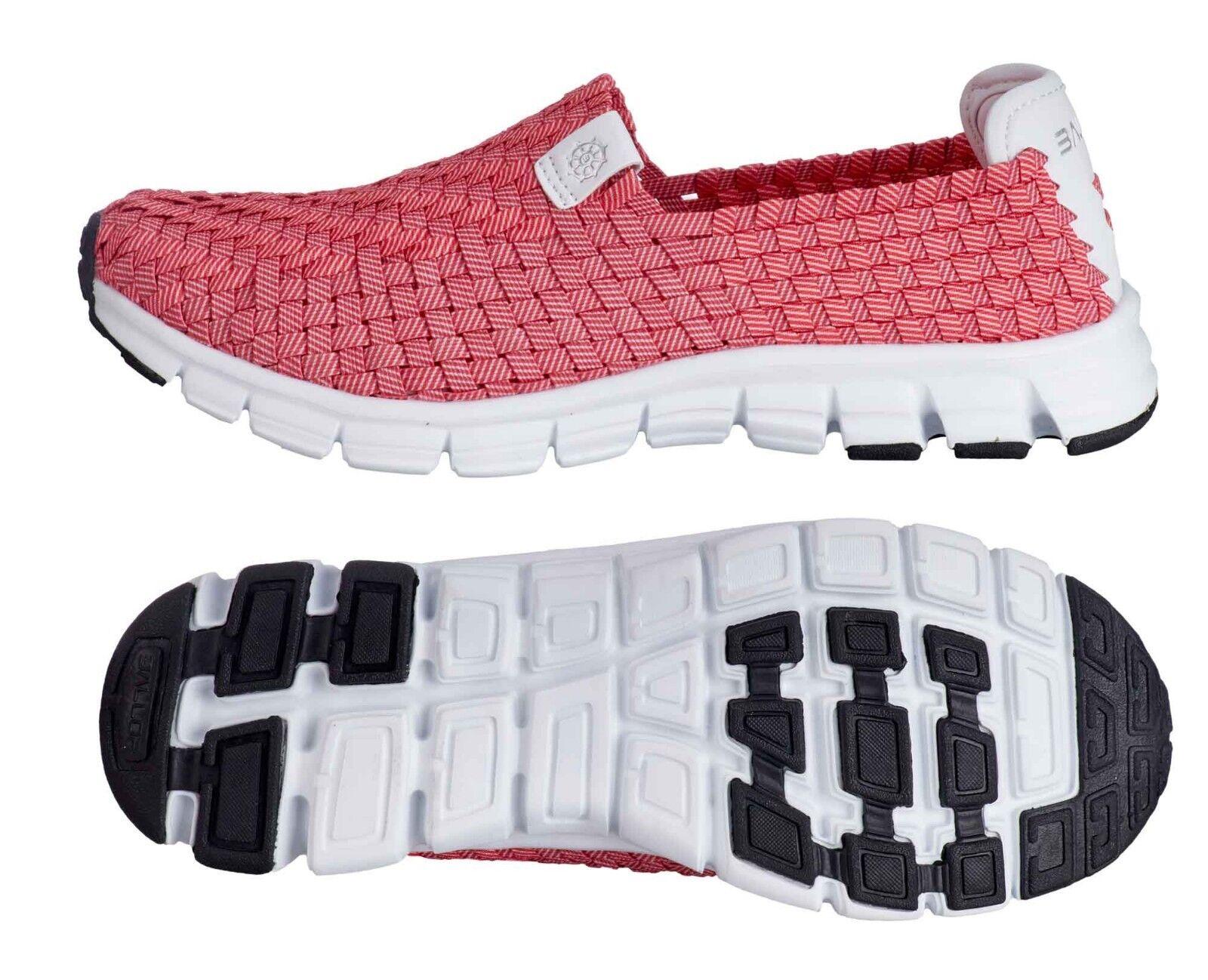 Ballop baskets  Aloha  Rouge-Basses-Chaussures de loisirs-Leisure Chaussure