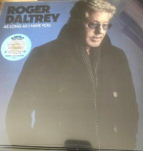 Roger-Daltrey-As-Long-As-I-Have-You-LP-LTD-EDITION-BLUE-VINYL-New