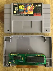 Porky-Pig-s-Haunted-Holiday-Snes-Super-Nintendo-Game-Only-AUTHENTIC