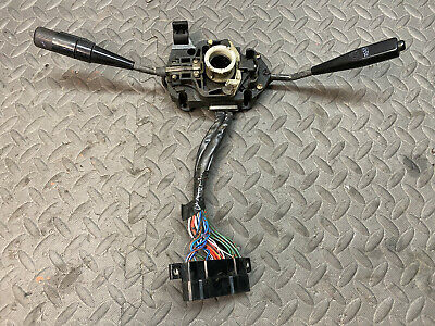 1989-1998 Toyota 4Runner Pickup Tacoma T100 Fan Switch Plug Connector Wiring