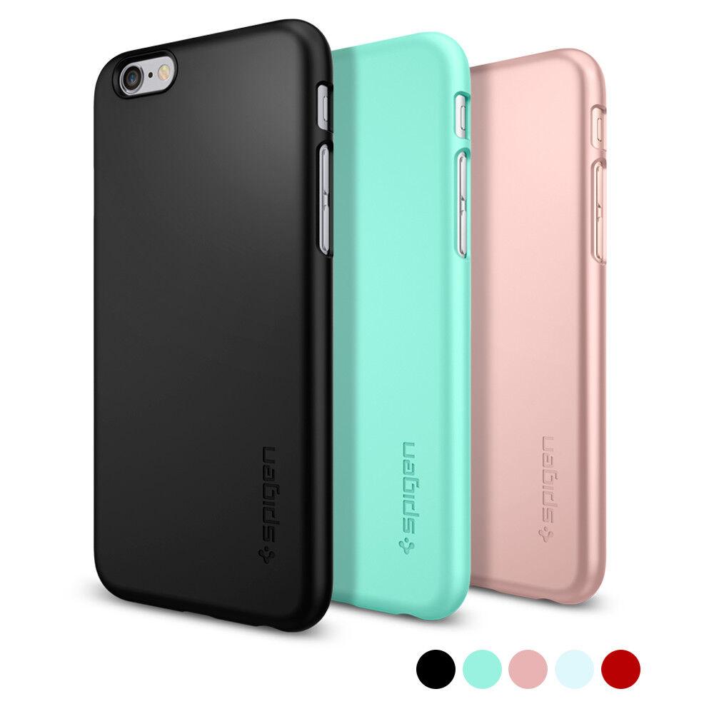 Spigen Thin Fit Iphone 6 Case White For Sale Online Ebay