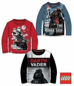 LEGO Boys Star Wars cm a Longsleeve T-Shirt