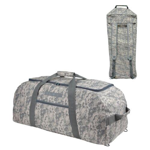 "1 DOZEN 31/"" ACU Military Army Dufflel Bag Gym Bag Camo Backpack Multi-Color"