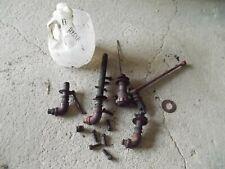 Farmall H M Ihc Tractor Original Hydraulic Belly Pump Port Ports Plug Ins Parts