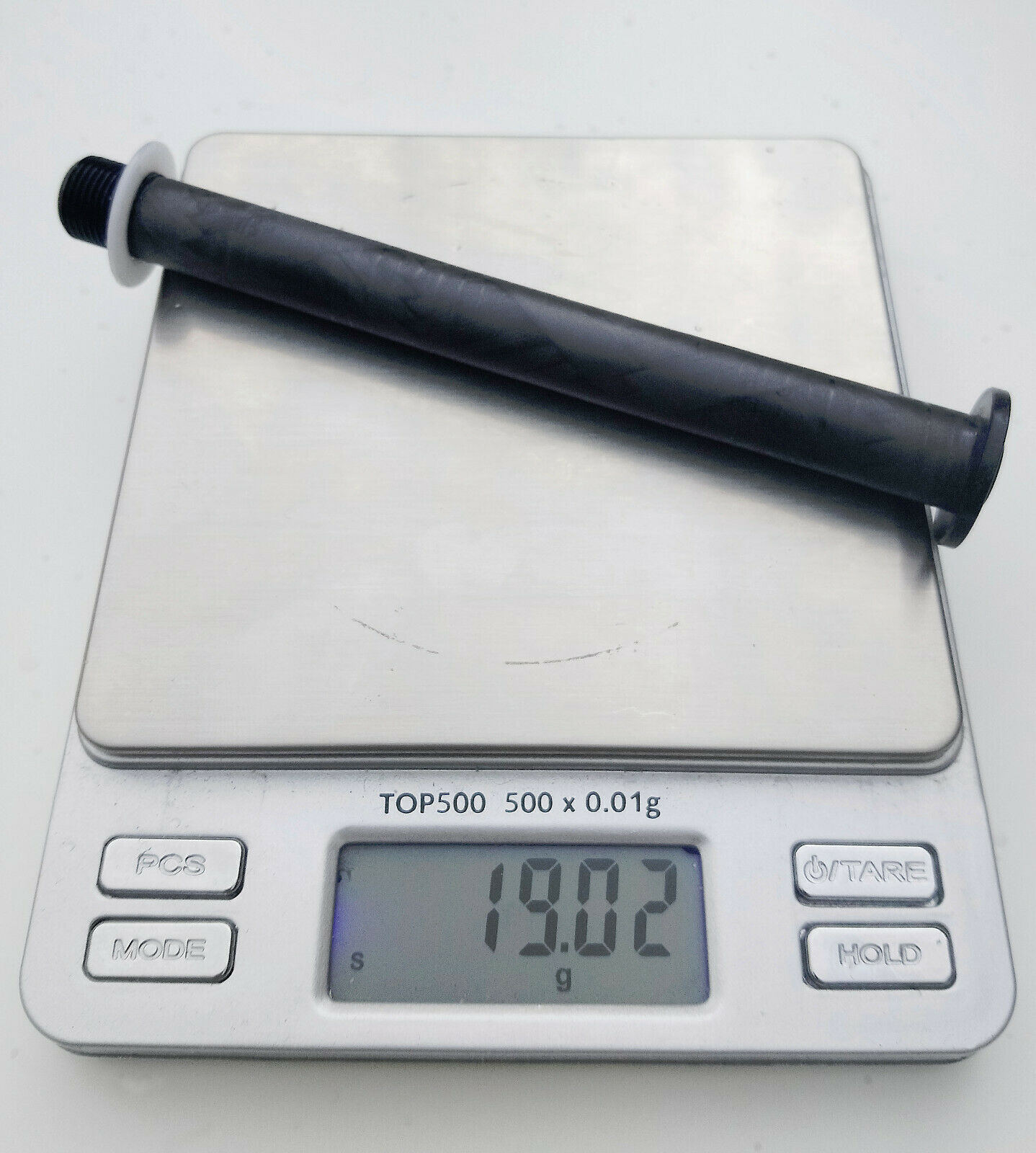 New Shift-Up Carbon Thru-Axle for Road or Cross Forks - 12mm x 120mm x 1.0P  F2