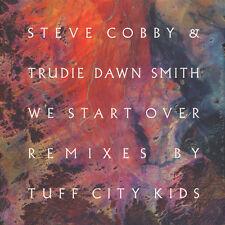 "Steve Cobby & Trudie Dawn Smith - We Start Ov (Vinyl 12"" - 2015 - EU - Original)"
