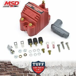 MSD-8207-High-Output-Performance-Ignition-Coil-Blaster-SS-MSD8207-New