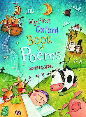 My First Oxford Book of Poems by Foster, John