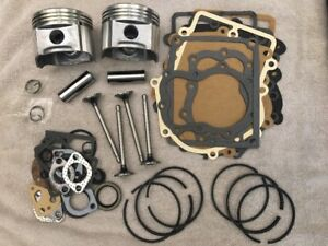 Image Is Loading Rebuild Kit For Some Opposed Twin Briggs And