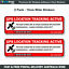 Boat-GPS-Tracking-Security-Warning-Stickers-x2-15cm-Wide-Anti-Theft-G011