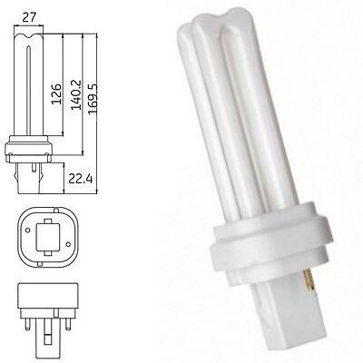 Osram Leuchtstofflampe G24D-3 DULUX D 26W//865