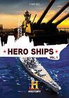 Hero Ships (DVD, 2008, 4-Disc Set)