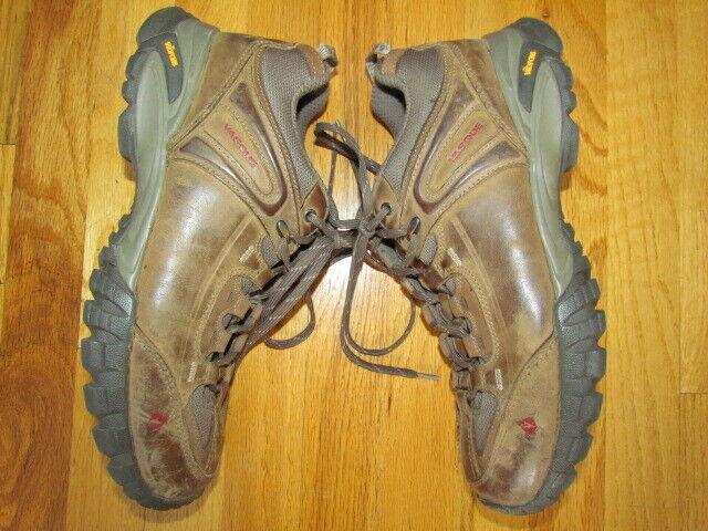 VASQUE Mantra 2.0  Leather Hiking Trail shoes Vibram Sole Men's Size 12M