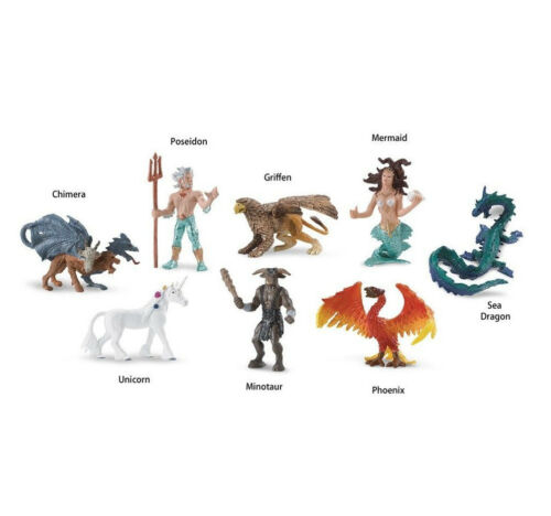 MYTHICAL REALMS Toob #689904 ~ FREE SHIPPING in USA w//$25+Safari Products