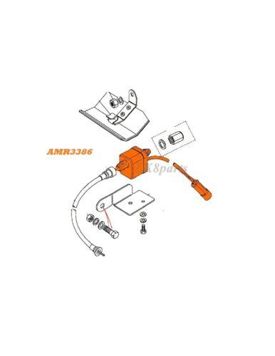 LAND ROVER RANGE ROVER CLASSIC SPEED SPEEDOMETER TRANSDUCER SENSOR AMR3386 NEW
